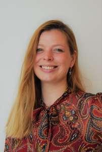Anna Stevens, enseignante en dessin à l'IFFDEC Rennes