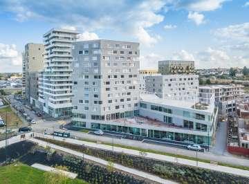 Ecole d'art et résidence étudiante à Rennes