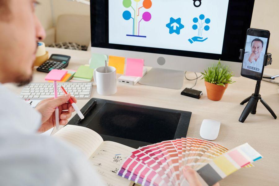 Devenir Graphiste : fiche métier et débouchés professionnels
