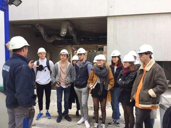 Découverte du futur campus de l'IFFDEC à Rennes !